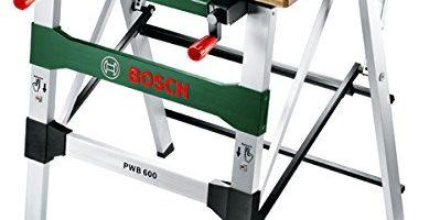 Banco de trabajo Bosch PVB 600