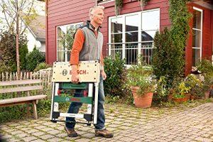 Banco de trabajo Bosch PVB 600 fácil de transportar barato baratos comprar online precio precios oferta ofertas