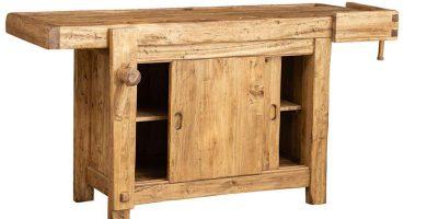 Cómo hacer la mesa de taller de madera